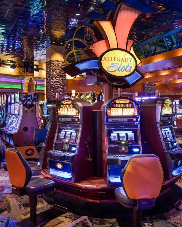 Reserveren Casino