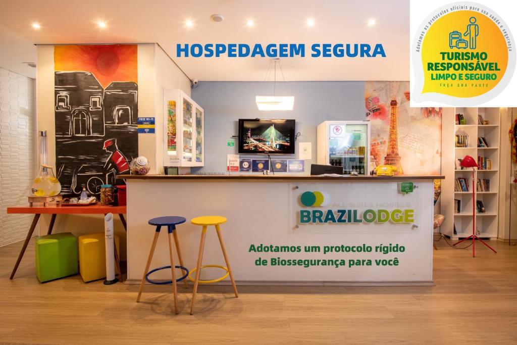 Brazilodge All Suites Hostel
