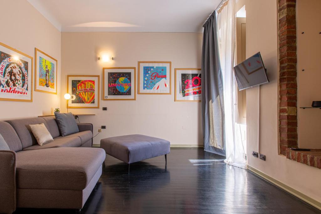 Vincenzo Monti Apartment