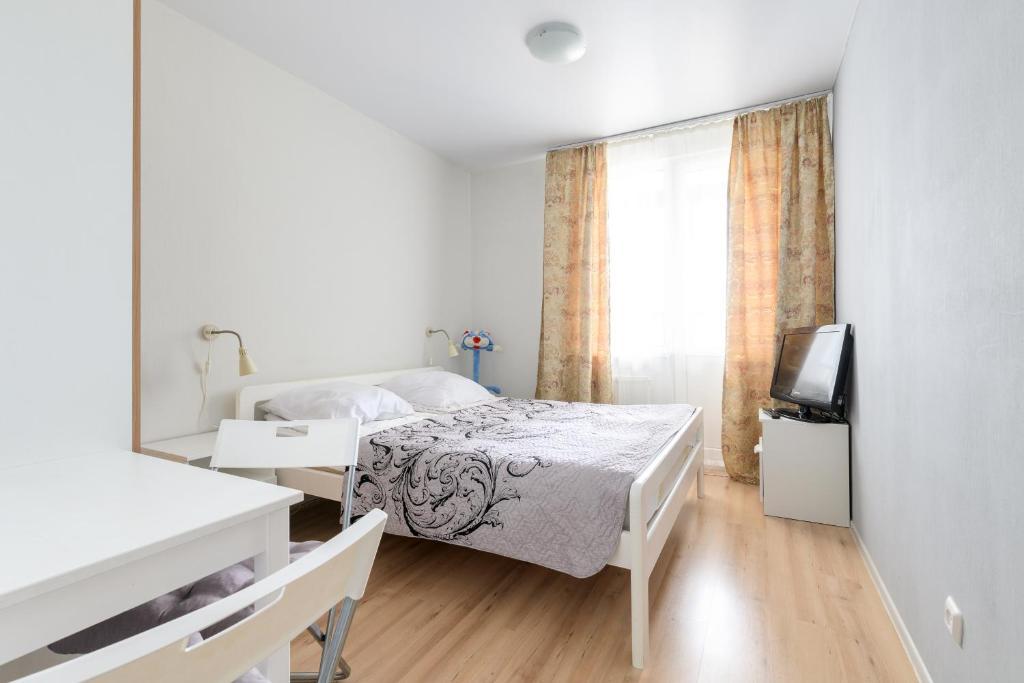 Apartment Shefnera 14, 8floor