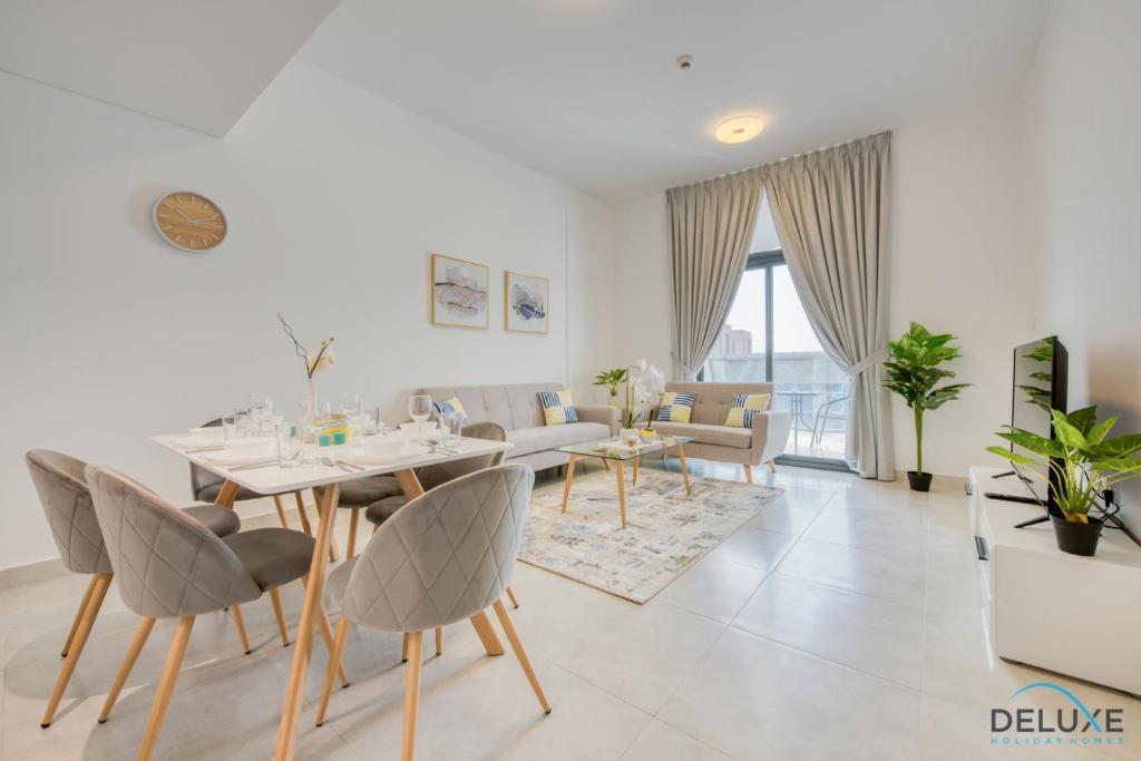 Two Bedroom Apartment in Binghatti Stars by Deluxe Holiday Homes