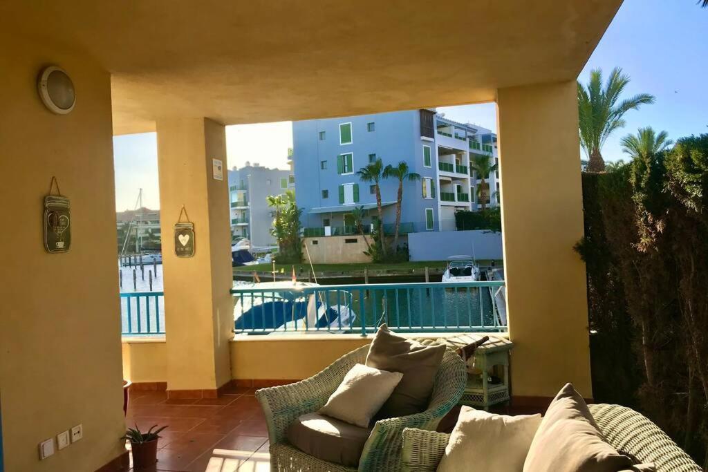 Ideal apartamento en La Marina de Sotogrande