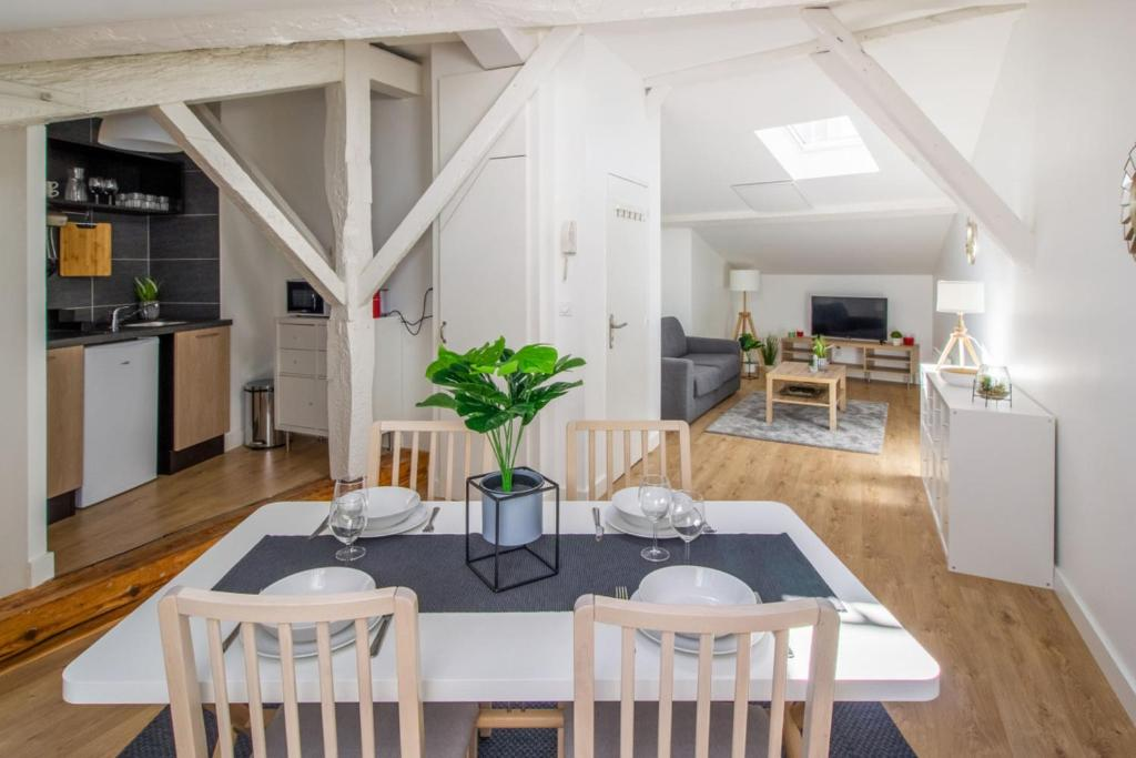 Lovely one-bedroom next to the Canal du Midi in Toulouse Welkeys