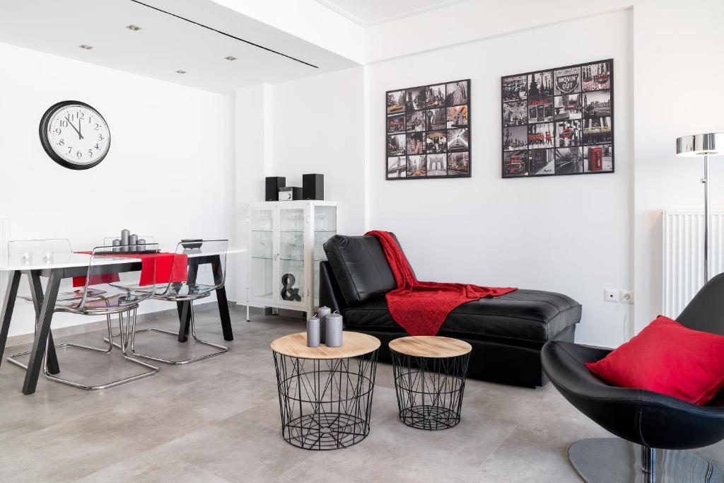 Emfasis loft Spacious & Elegant Athens