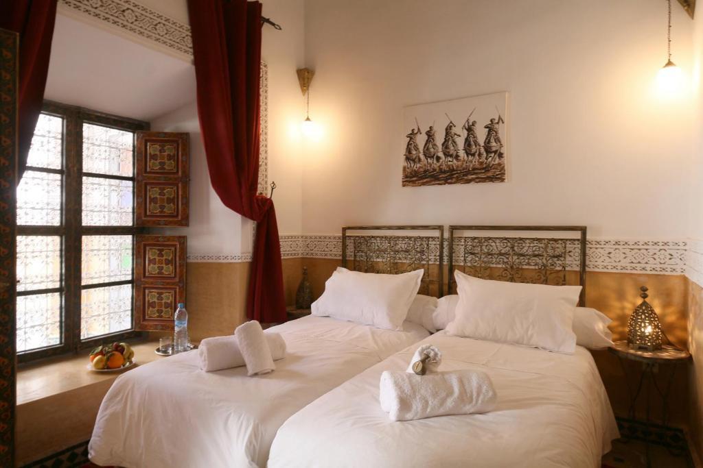 Palace Tinmel - Twin Room 1