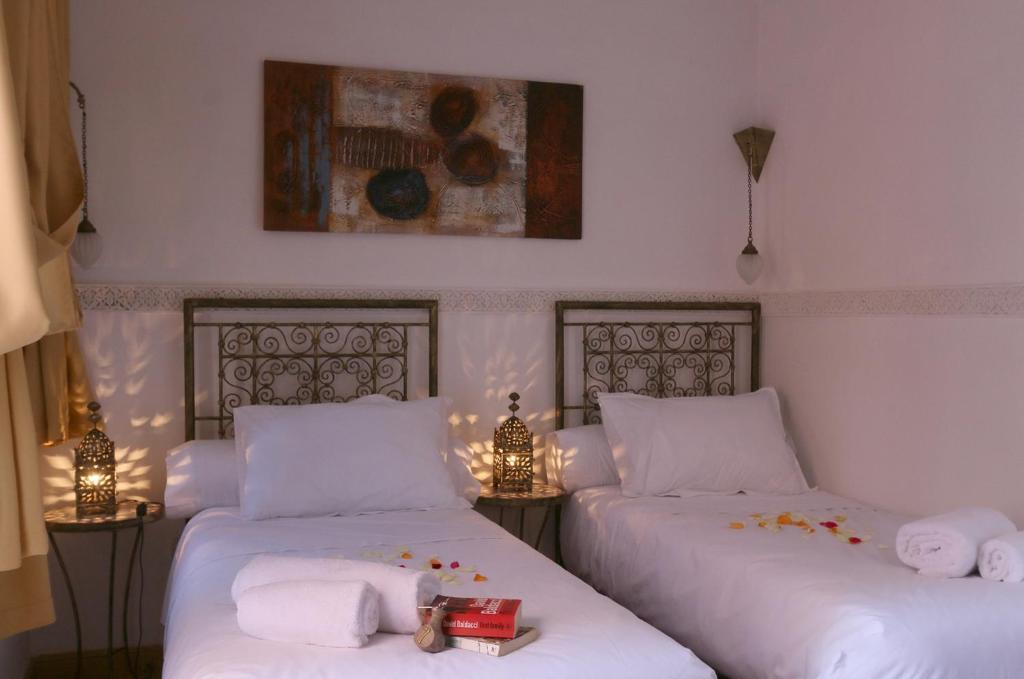 Palace Tinmel - Twin Room 2