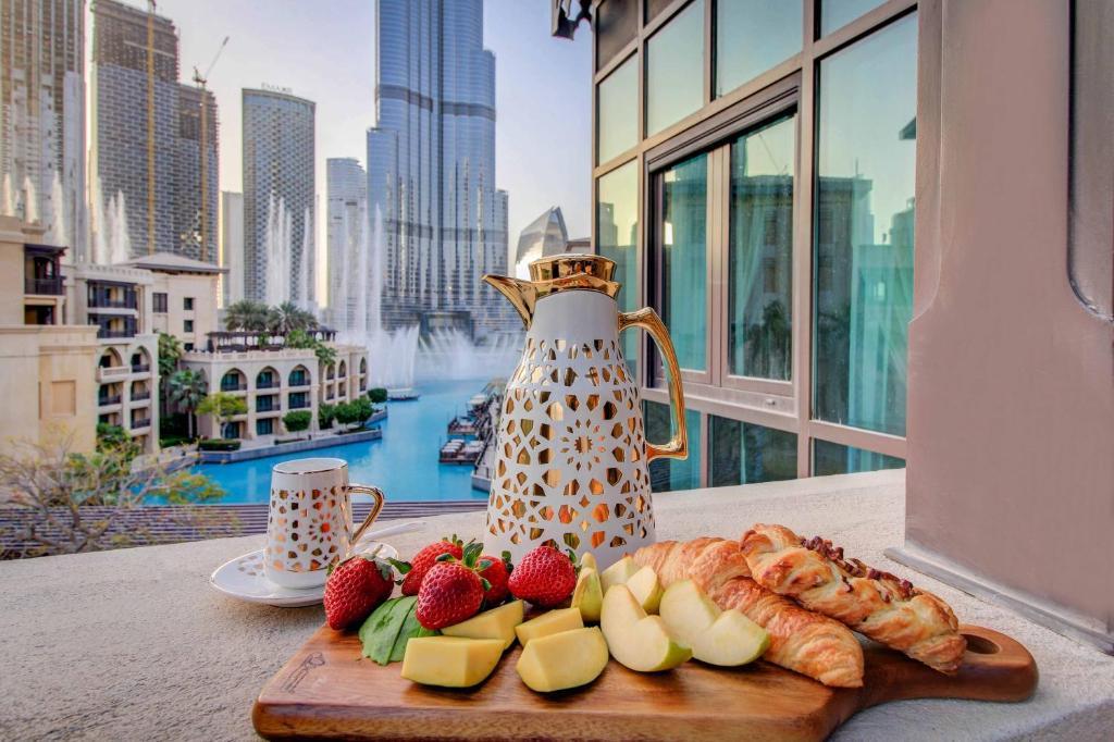 Durrani Homes - Souk Al Bahar Luxury Living with Burj & Fountain Views