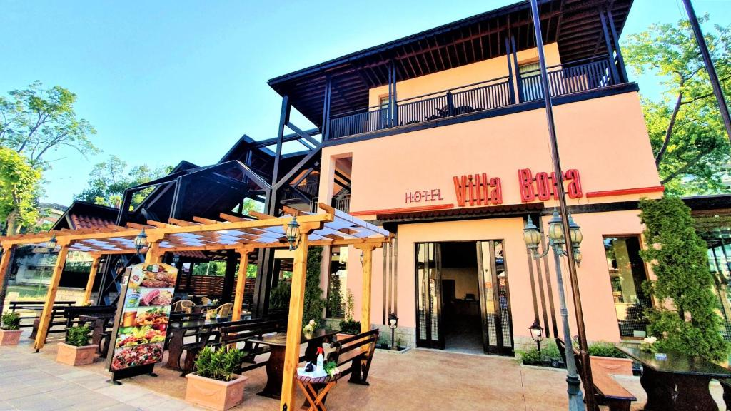 Hotel Villa Bora Sunny beach