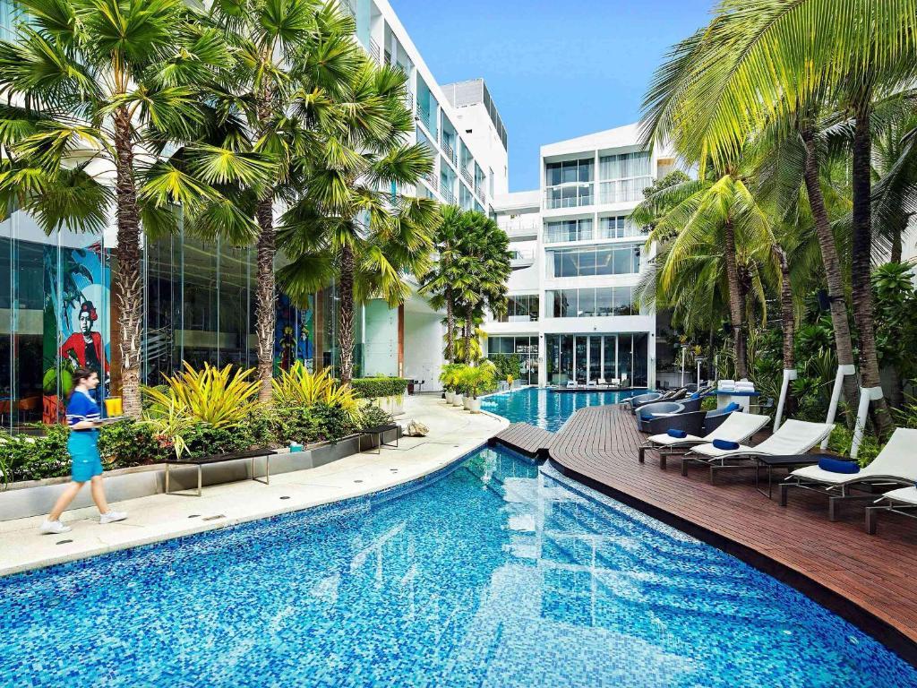 Hotel Baraquda Pattaya - MGallery