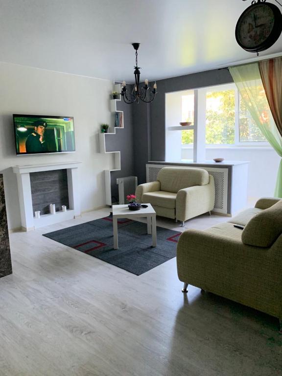 Apartment on Prudovaya 1