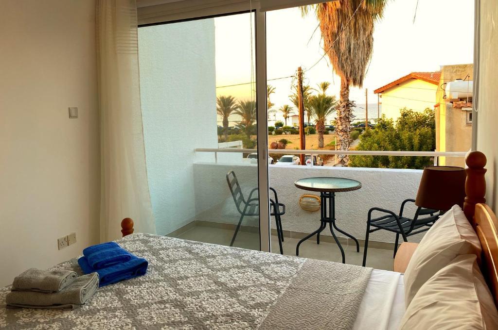 JustSmile Seaview Maisonette -2 bedroom-Garden-Barbecue