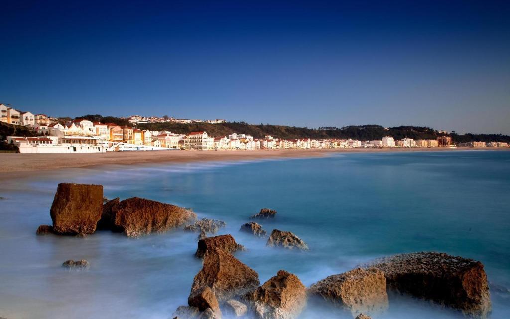 Hotel Mare Nazare Portugal