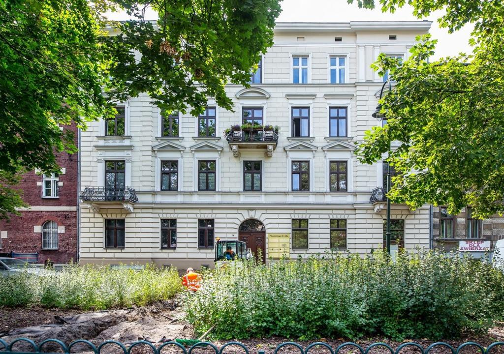 noclegi Kraków Aparthotel Cracovia Residence