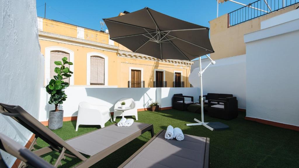 Magno Apartments - Lineros