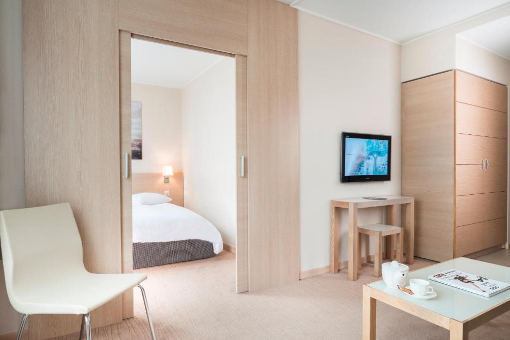 Starling Hôtel Résidence Genève