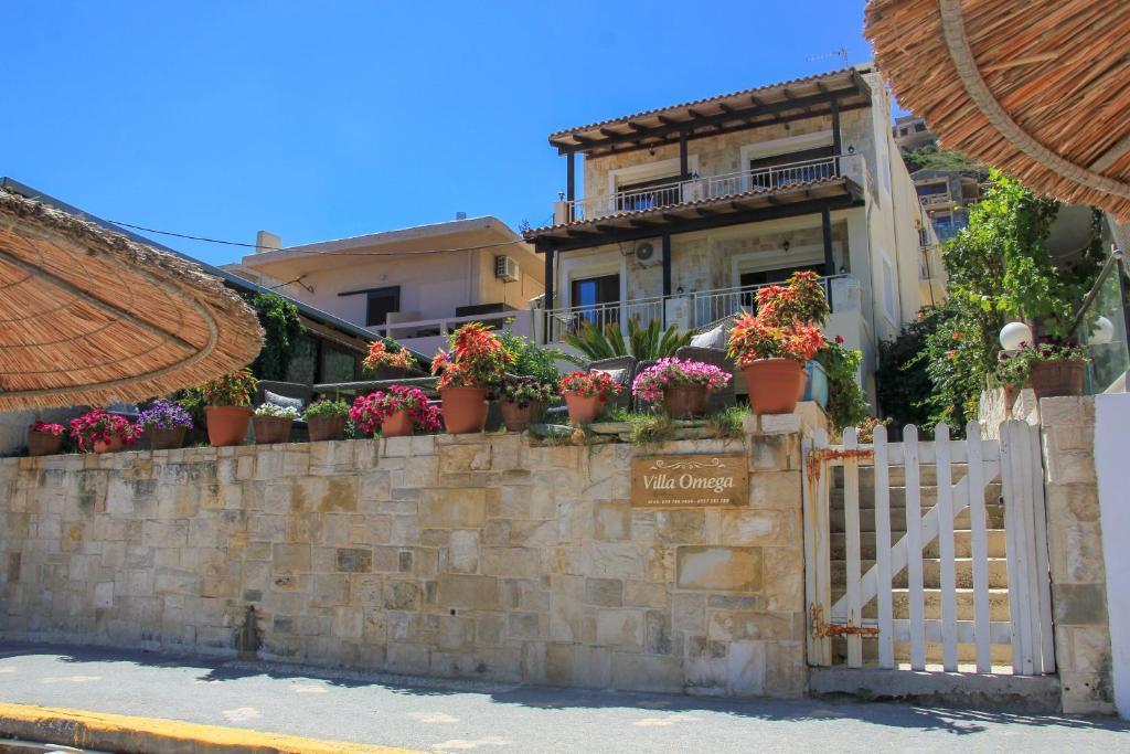 Apartment Villa Omega