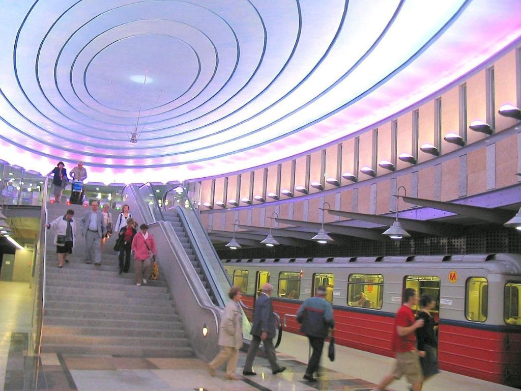 Metro Plac Wilsona Apartment