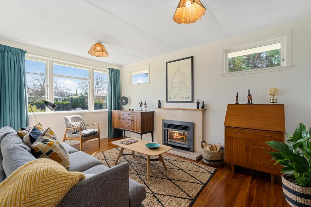 Living Easy on East - Greytown Holiday Home