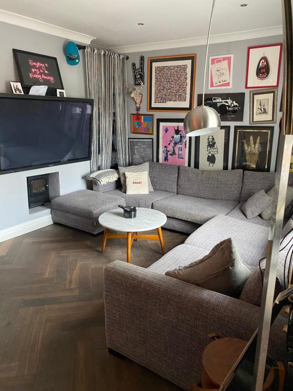 Luxury 2 bedroom flat heart of Camden