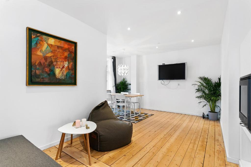 Adnana - Apartment suite Aalborg Center