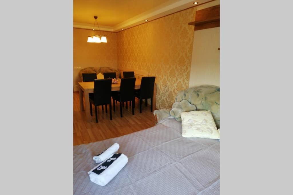 Two story apartment with a sauna Divu stāvu apartaments ar saunu 3 guļamistabas