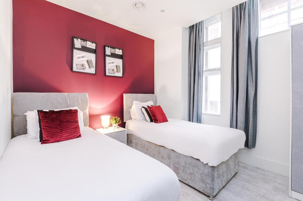 City Dreamz -Modern & stylish flat in Manchester City Centre