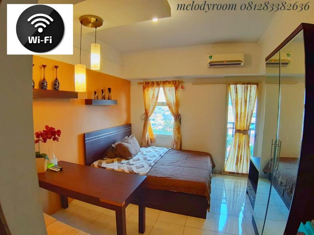 MelodyRoom at Apartemen Margonda Residence