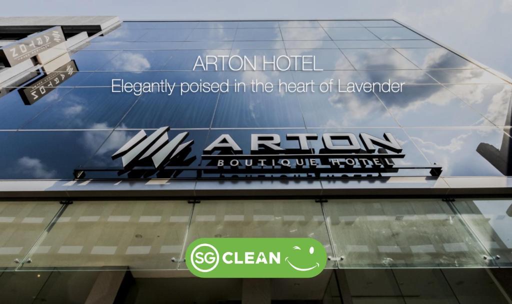 Arton Boutique Hotel (SG Clean)