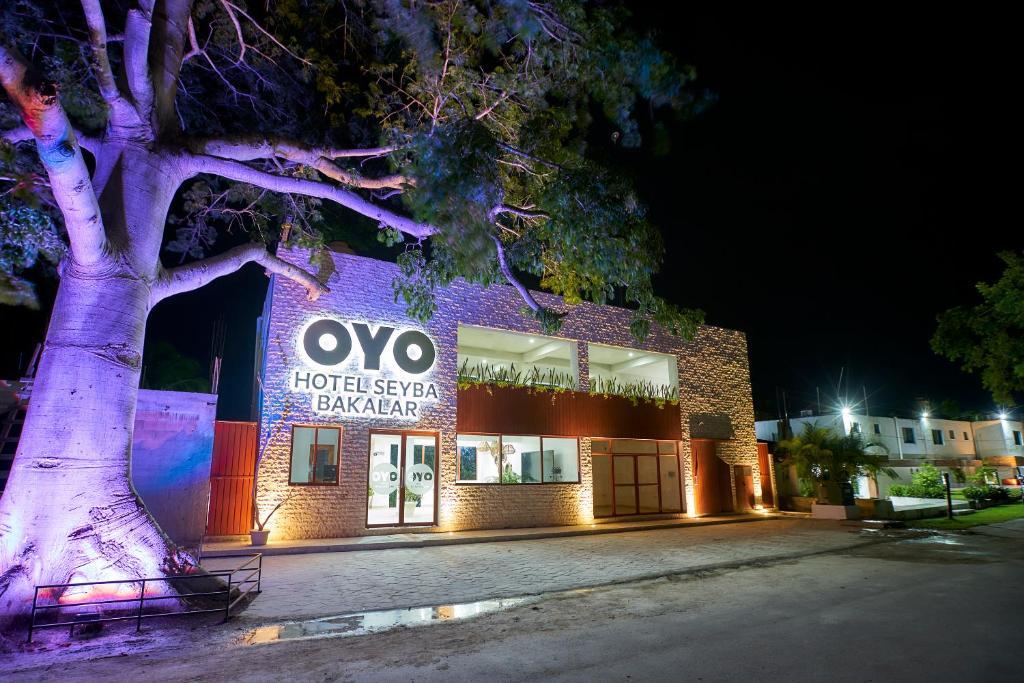 OYO Hotel Seyba Bakalar en Bacalar, México
