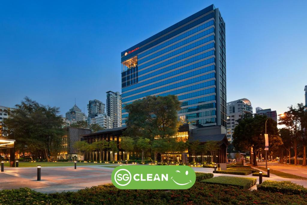 Ramada by Wyndham Singapore at Zhongshan Park (SG Clean)