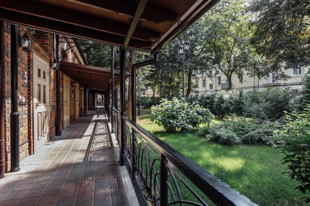 11 Hotel & Garden Boutique Hotel