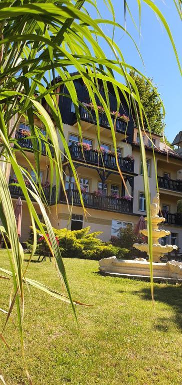 noclegi Kudowa-Zdrój Villa Carmen