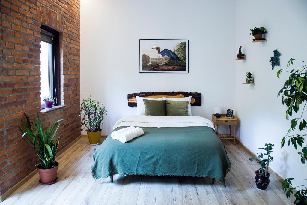 Bonsai private apartment