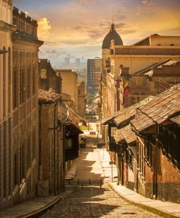 Casa artistica ROSEMARY en Candelaria centro Histórico