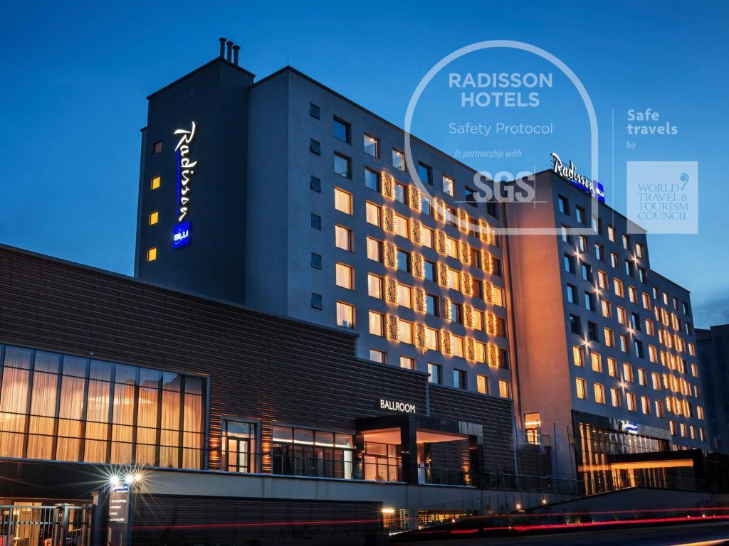 Radisson Blu Hotel Nairobi ,Upperhill