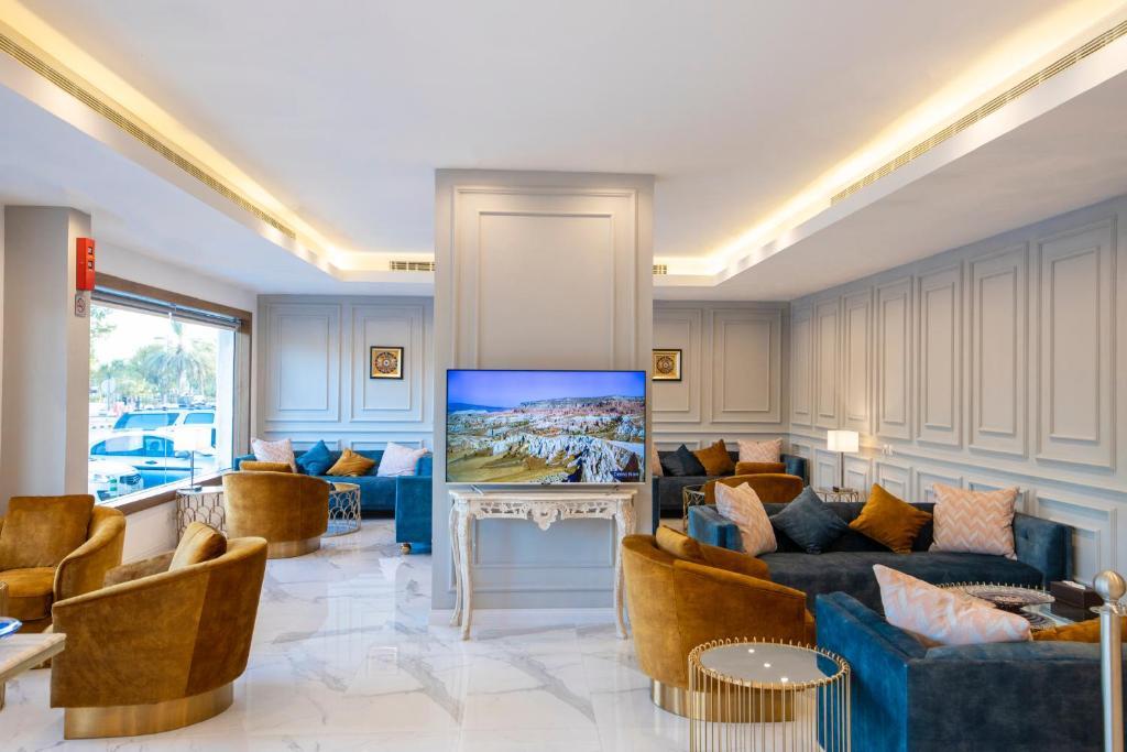 قصر السفير شقق فندقية