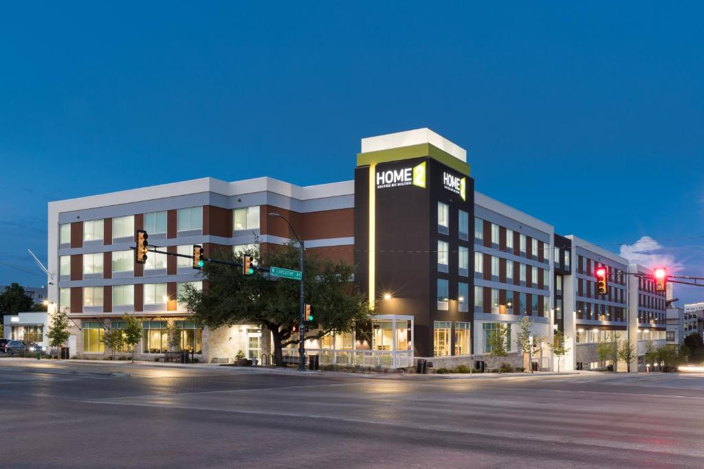 Home2 Suites By Hilton Fort Worth Cultural District, Tx