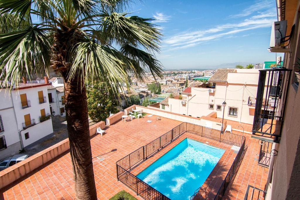 Apartamento con unas maravillosas vistas a Granada