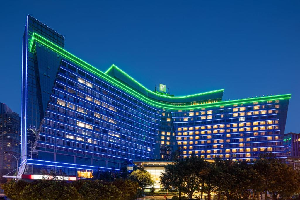 Holiday Inn Chengdu Century City West
