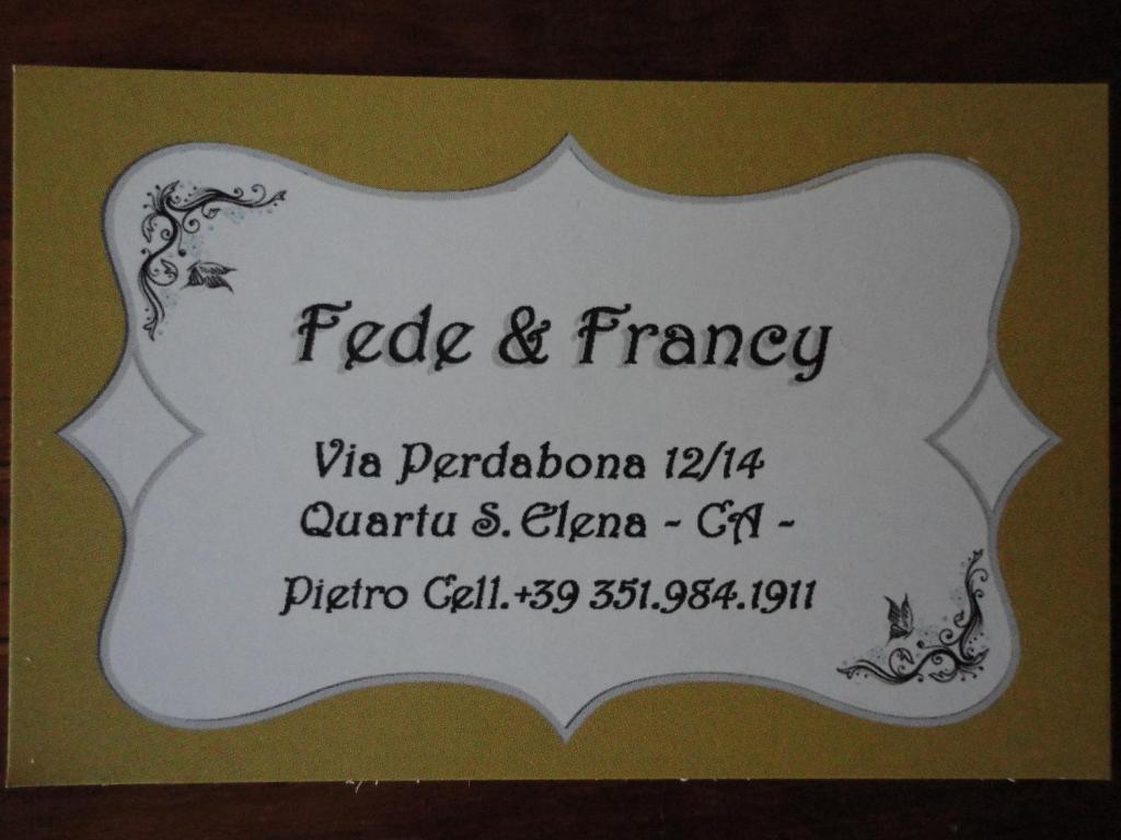 Fede & Francy image1