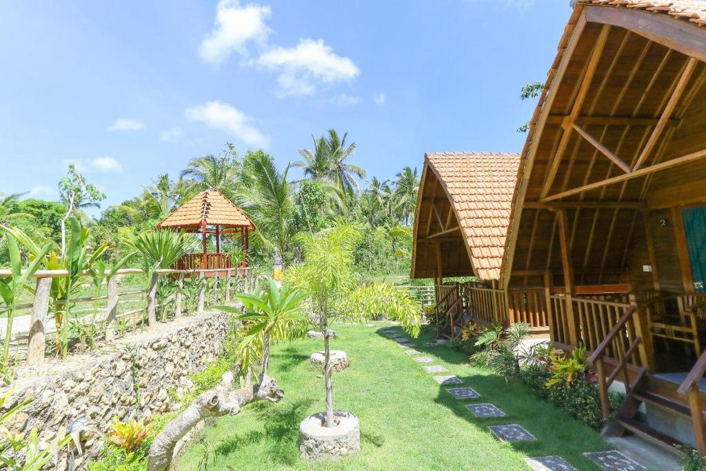 Nyuh Gading Bungalow Nusa Penida
