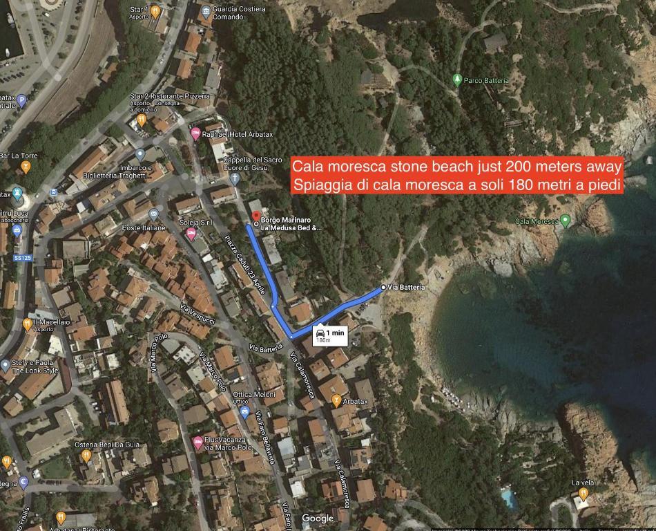 Borgo Marinaro La Medusa Arbatax - camere con bagno privato o appartamento con cucina bild4