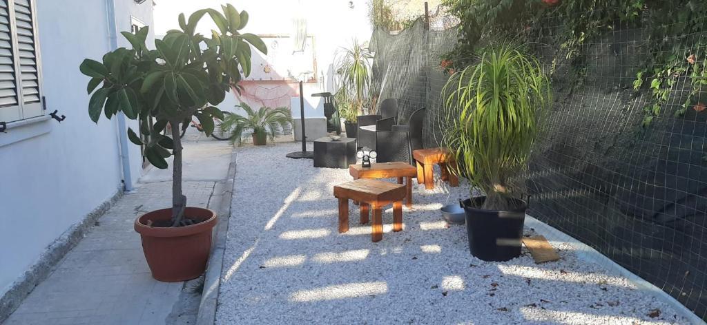 Borgo Marinaro La Medusa Arbatax - camere con bagno privato o appartamento con cucina bild1