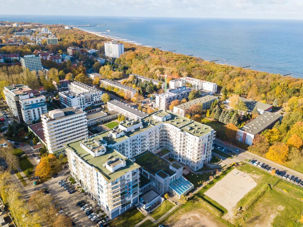 noclegi Kołobrzeg 3L Apartments Diva