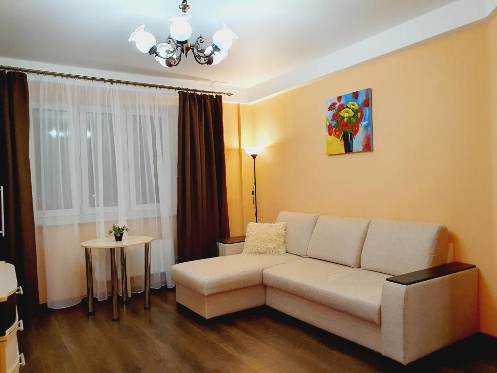 Apartment on Michurina 1