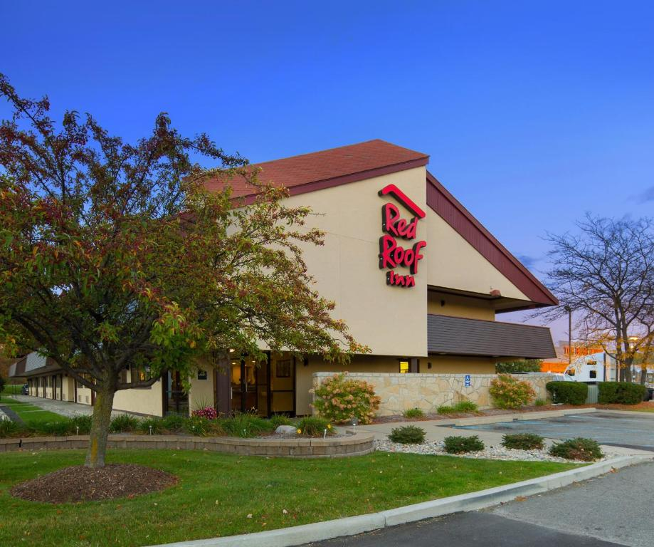 Red Roof Inn Detroit Metro Airport - Taylor
