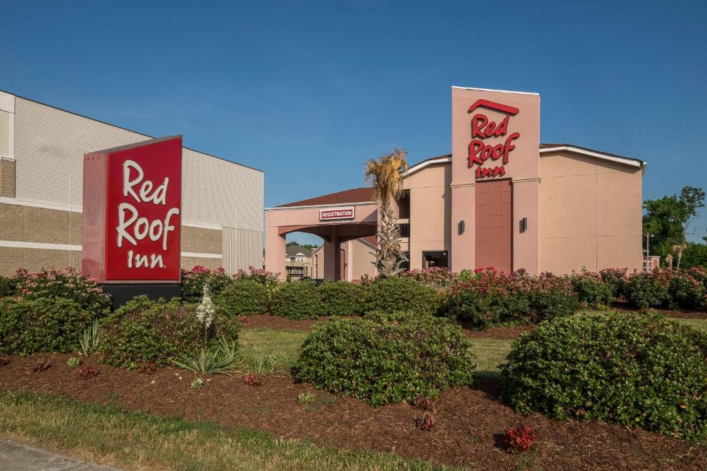 Red Roof Inn Virginia Beach-Norfolk Airport