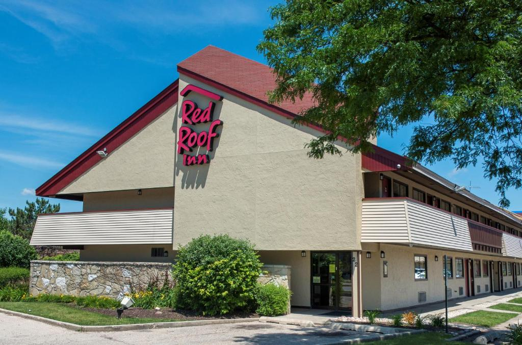 Red Roof Inn Chicago-OHare Airport/Arlington Heights