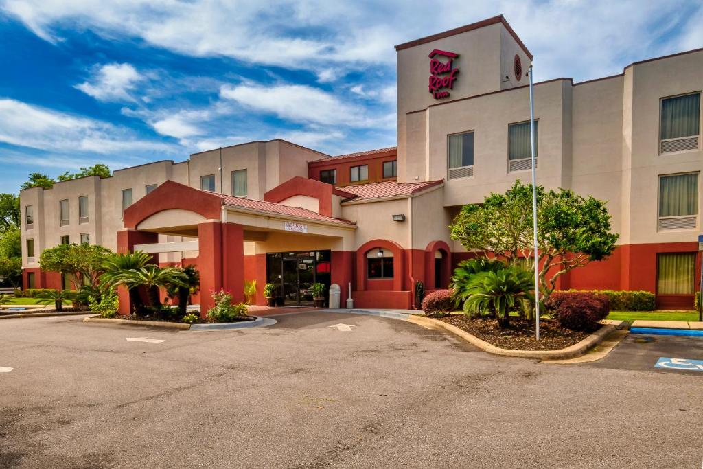Red Roof Inn Pensacola Fairgrounds