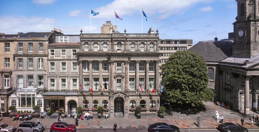 InterContinental Hotels - Edinburgh The George, an IHG Hotel